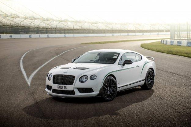 Bentley przygotowuje nową limitowaną serię GT3