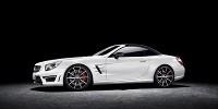 www.moj-samochod.pl - Artykuł - Bardziej dynamiczne i ekskluzywne Mercedesy SL w wersji 2LOOK