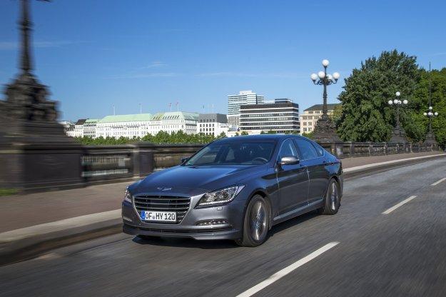 Ekskluzywny model Hyundaia, Genesis trafia do Polski