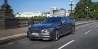 www.moj-samochod.pl - Artykuďż˝ - Ekskluzywny model Hyundaia, Genesis trafia do Polski