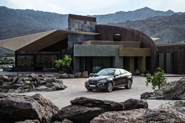 Nadchodzi BMW X6 w nowej odsłonie