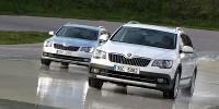 www.moj-samochod.pl - Artykuďż˝ - Najbogatsza oferta modeli z napędem na wszystkie koła Skody
