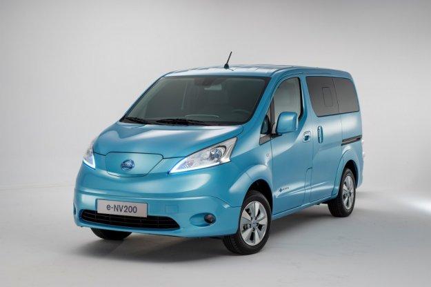 Nissan e-NV200, najbardziej ekologiczny transportowiec