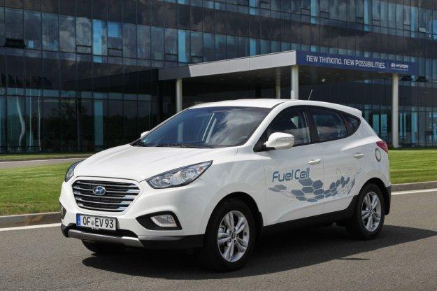 Hyundai ix35 Fuel Cell - samochód na wodór
