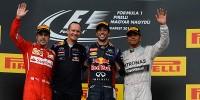 www.moj-samochod.pl - Artykuł - Wodna bitwa Formuły 1 na torze w Węgrzech