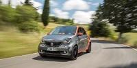 www.moj-samochod.pl - Artykuďż˝ - Smart ForFour, także zostaje odświeżony