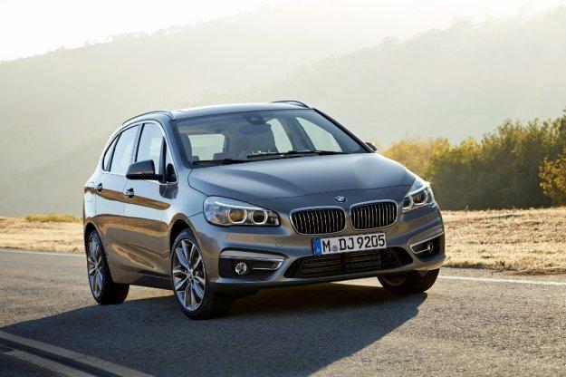 BMW Active Tourer wchodzi na Polski rynek