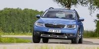 www.moj-samochod.pl - Artykuł - Do oferty Skody Octavii dołącza uterenowiona wersja