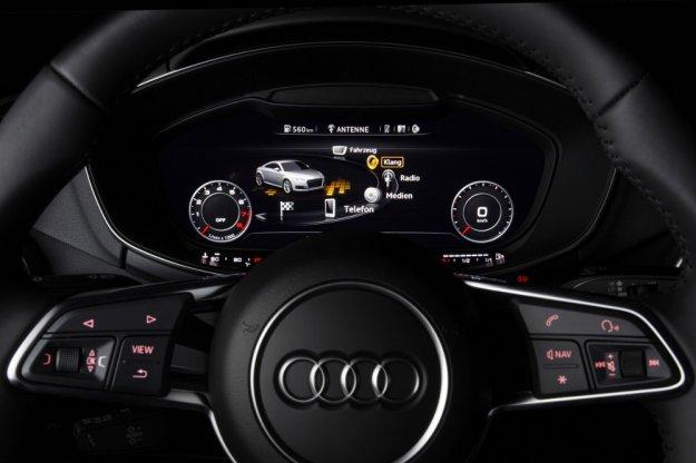 Audi TT z nową jakością dźwięku
