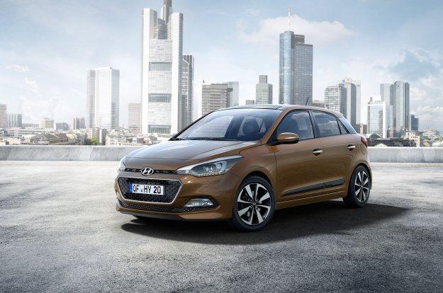 Hyundai i20, pierwsze zdjęcia, pierwsze dane