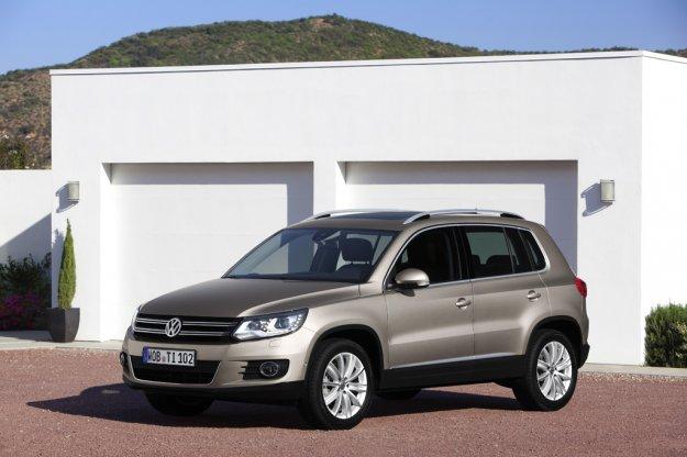Atrakcyjne ceny Volkswagena Tiguana