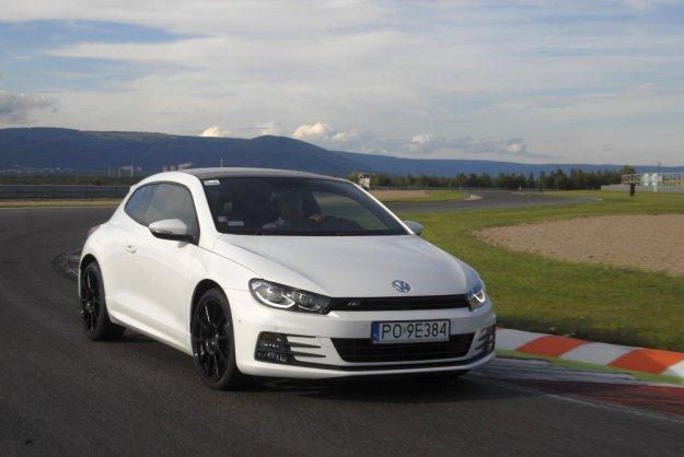Volkswagen wprowadza do sprzedaży nową Scirocco