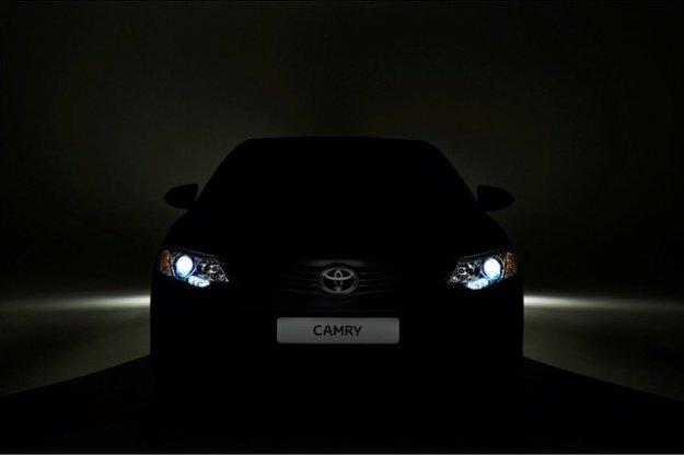 Premiera nowej Toyoty Camry podczas targów w Moskwie