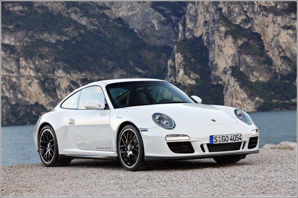 Prezentacja nowego Porsche 911 Carrera GTS