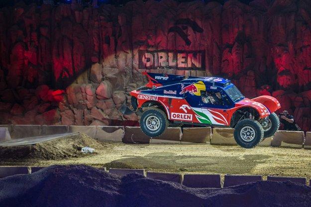 Warszawski Dakar na stadionie Narodowym zakończony