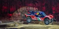 www.moj-samochod.pl - Artykuďż˝ - Warszawski Dakar na stadionie Narodowym zakończony