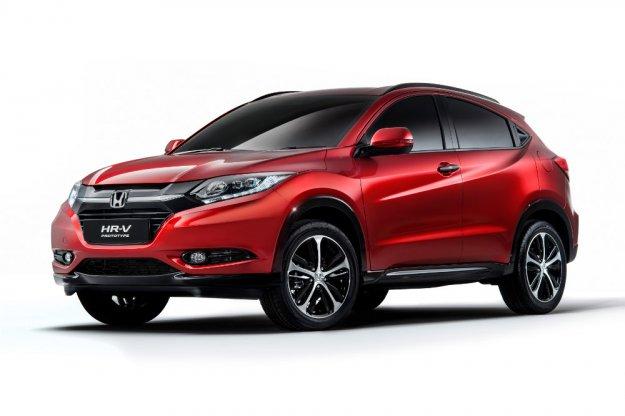 Honda HR-V powraca po 8 latach nieobecności