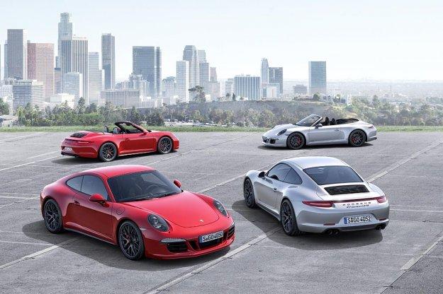 Nadchodzi nowa generacji Porsche 911 Carrera GTS