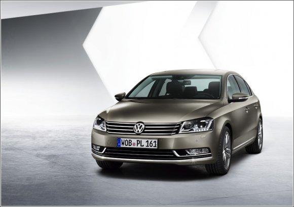 VW Passat 7 generacji - premiera