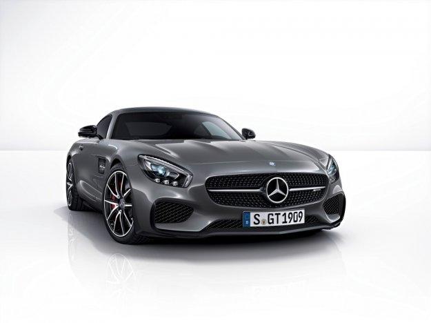 Mercedes GT, nowy niemiecki sportowiec już na wiosnę