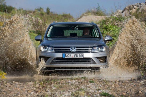 Volkswagen Touareg z nowymi dodatkami