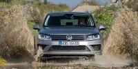 www.moj-samochod.pl - Artykuďż˝ - Volkswagen Touareg z nowymi dodatkami