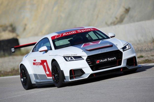 Audi powołuje nową serie wyścigową TT Cup