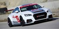 www.moj-samochod.pl - Artykuł - Audi powołuje nową serie wyścigową TT Cup
