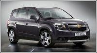 www.moj-samochod.pl - Artykuł - Chevrolet Orlando - pierwszy Van Europejski