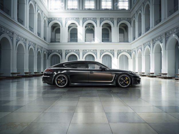 Limitowana seria Porsche Panamery, Exclusive Series