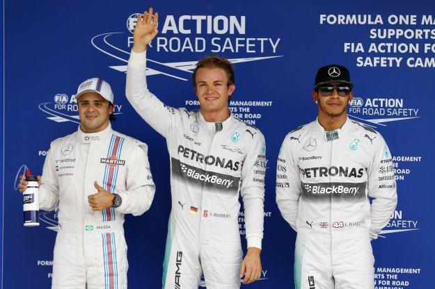 F1 Brazylia, Rosberg utrzymuje sen o tytuł przy życiu