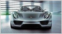 www.moj-samochod.pl - Artykuł - Porsche 918, niewiarygodnie niskie spalanie