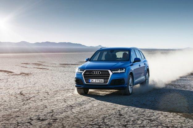 Audi Q7 po 9 latach w nowej odsłonie i z niespodzianką