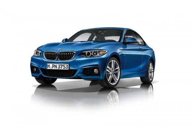 BMW 2 Coupe od marca z nowym silnikiem bazowym