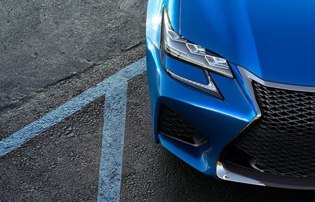 Nowy wyścigowy Lexus z rodziny F nadchodzi