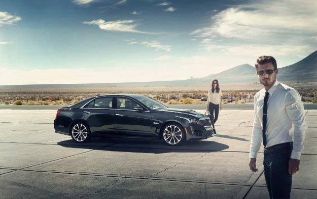 Nowy Cadillac CTS-V z mocą 640 KM
