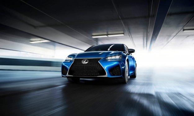 Performance Line F Lexusa otrzymuje nowego członka