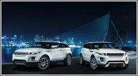 www.moj-samochod.pl - Artykuł - Range Rover Evoque - czarny koń