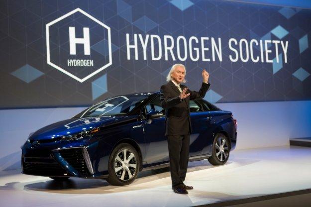 Ruch Toyoty dobije ceny ropy do dna