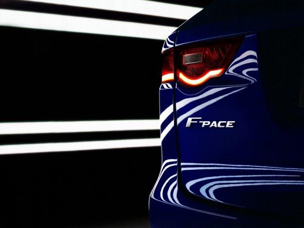 Sportowy Crossover Jaguara - F-Pace