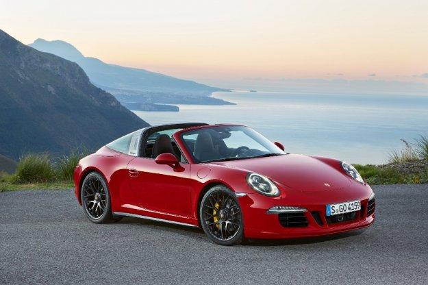 Porsche 911 Tegra 4 GTS, nowość podczas targów w Detroit