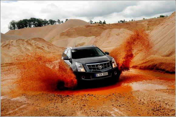 Cadillac SRX - luksusowa alternatywa