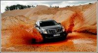 www.moj-samochod.pl - Artykuł - Cadillac SRX - luksusowa alternatywa