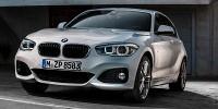 www.moj-samochod.pl - Artykuďż˝ - BMW serii 1 po face liftingu w nowej odsłonie