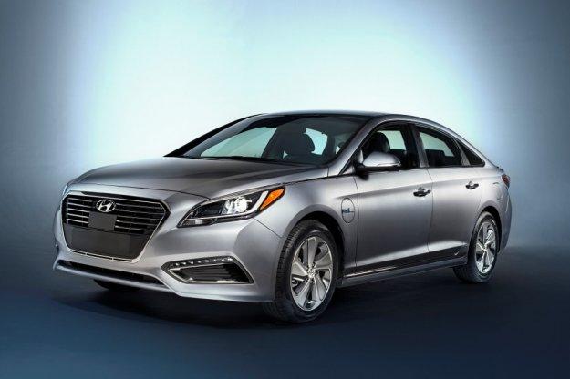 Hyundai ze swoim pierwszym modelem typu Plug-In Hybrid