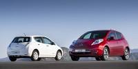 www.moj-samochod.pl - Artykuďż˝ - Nissan Leaf elektroniczny globalny bestseller