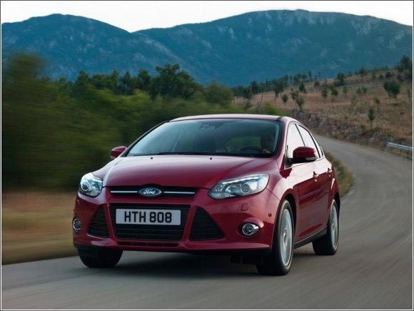 Ford Focus - czas dogonić konkurencję