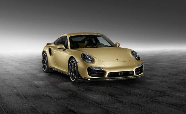 Porsche 911 Turbo oraz 911 Turbo z nowym pakietem