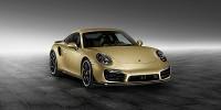 www.moj-samochod.pl - Artykuł - Porsche 911 Turbo oraz 911 Turbo z nowym pakietem