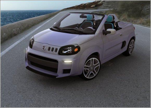 Fiat Uno - Czy trafi do Europy?